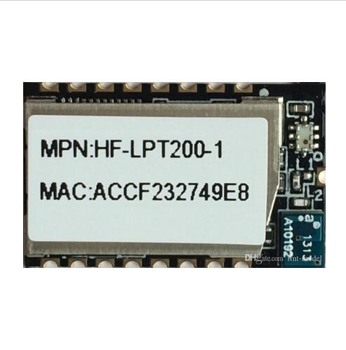 F18896 WIFI Module TTL Turn WIFI Wireless Module Low-power Serial Built-in Antenna HF-LPT200-1