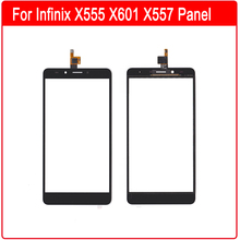 For Infinix NOTE 3 X601 ZERO HOT 4 X555 X557 Touch Screen Sensor Digitizer  Glass Panel Replacement Repair Parts + Free Tools