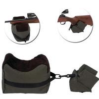 Портативный Стрельба спереди и сзади скамейка остальные Сумки пистолет остальные диапазон целевой винтовки Bench незаполненные стенд Охота ...