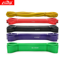 Fitness Resistance Bands Set Rubber Pull Up Rope Stretch Exercise Gym Workout Loop Crossfit Strength Training Chest Expander