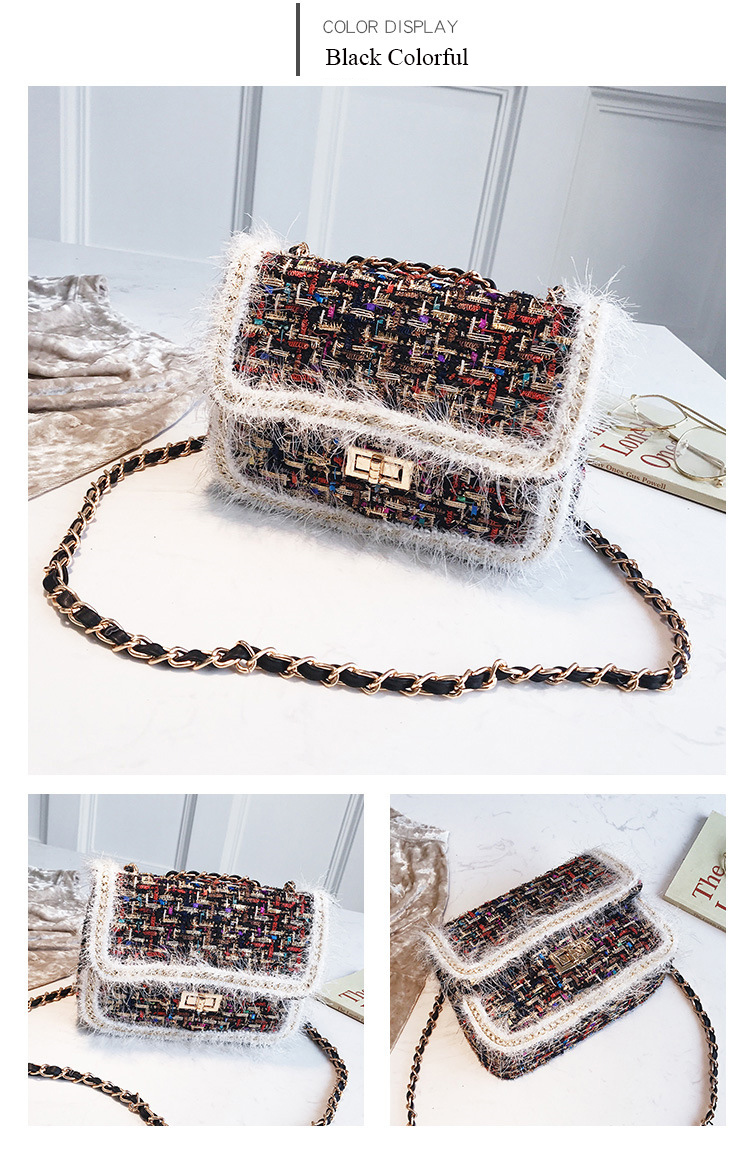 Detail Feedback Questions about FEMALEE Elegant Chains Women bag ... bdf9d5b9f8da