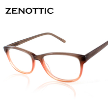 2016 Women fashion design  Acetate eyewear optical glasses 3 colors oculos de grau full rim prescription eyeglasses DT284