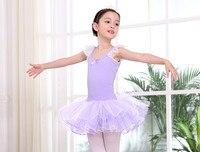 Children Ballet Leotard Tutu Dance Dress Wedding Dress Girls Dresses Kids Toddler Gymnastics Leotard Swan Lake