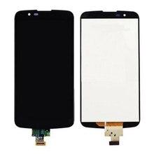 Pour LG K10 LTE K420N K430 K430DS Écran lcd avec Écran Tactile Digitizer Assemblée Noir et Blanc Livraison gratuite