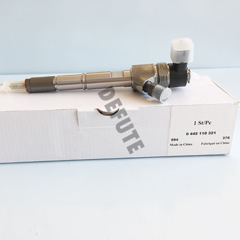 DEFUTE แบรนด์เดิม 0445110321 common rail injector assembly