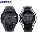 Reloj para hombre Mujeres de la Pesca Altímetro Termómetro Reloj de Los Hombres Del Deporte Militar Reloj LED Tiempo Digital Relojes relogio