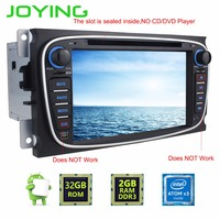 JOYING 2G 32G Android 5 1 Quad Core For FORD FOCUS Car Audio Stereo GPS Navigation