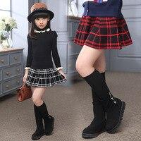Baby Girls Tutu Skirt Fluffy 2018 Children Ballet Kids Pettiskirt Big Girl Autumn Mini Skirts Princess