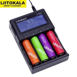 Image 5 - Liitokala Lii PD4 18650 Charger, Charging 18650 1.2V 3.7V 3.2V 3.85V AA / AAA 26650 16340 25500 NiMH Lithium Battery Charger