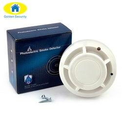 Golden security 433 wireless fire smoke sensor detector burglar alarm system for industrial security alarm accessories.jpg 250x250