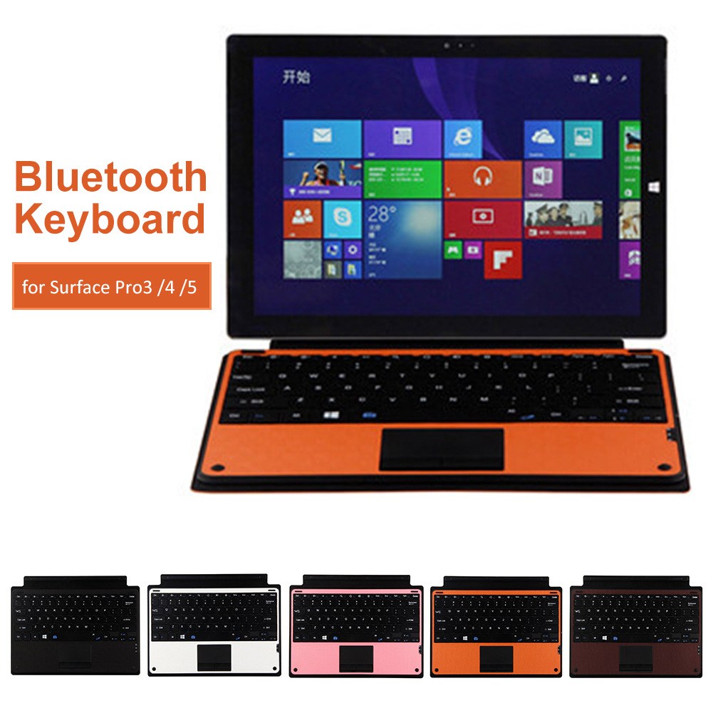 bde51f99ca4 Wireless Bluetooth Multi touch Bluetooth Touch Keyboard Laptop ...