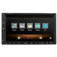 Wireless Mirror Link Car 2DIN 7 Support Rear Camera Car Stereo MP4 5 Player 12V Audio