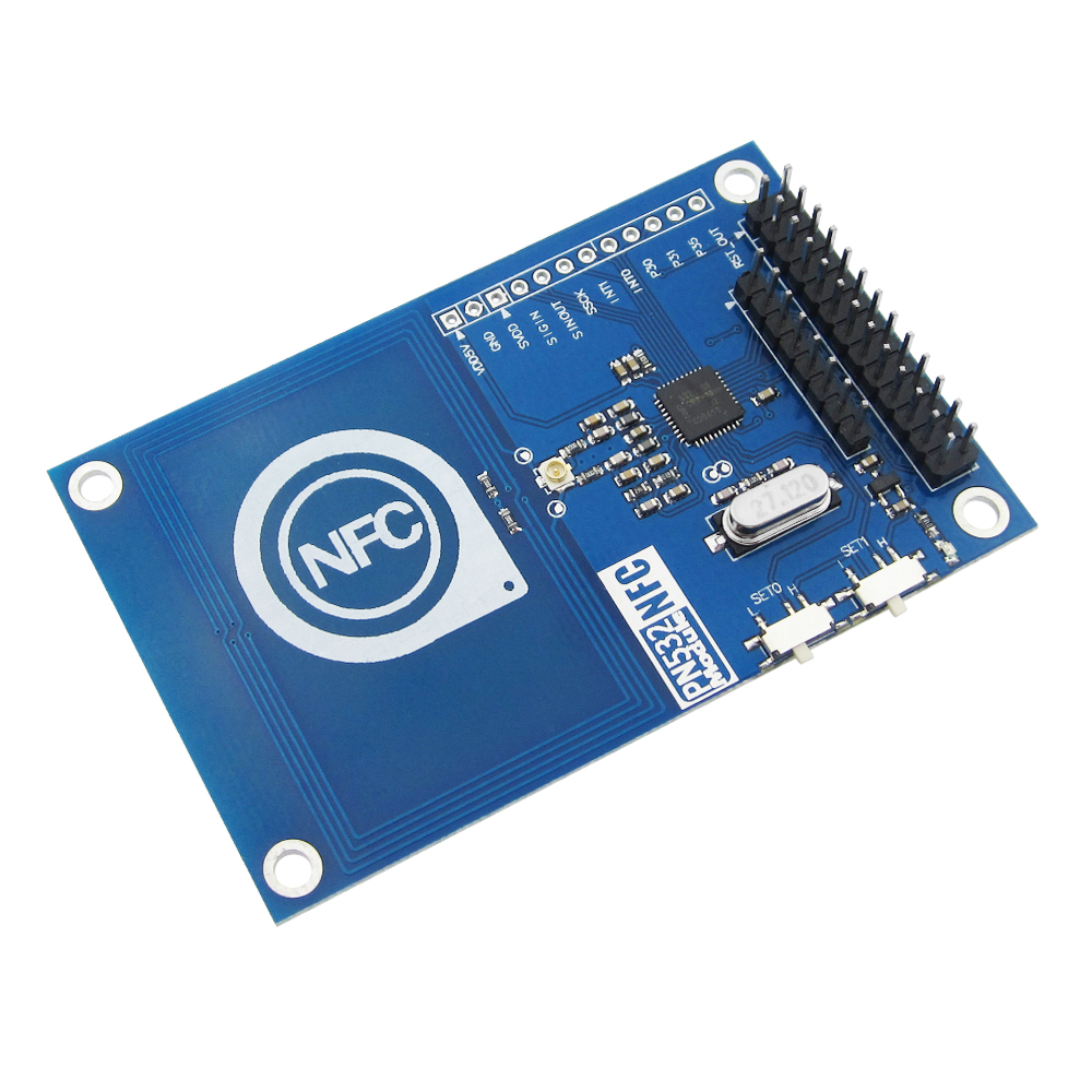 PN532 NFC Precise RFID IC Card Reader Module 13.56MHz Raspberry PI password management short range nfc module rfid 13 56mhz tag reader