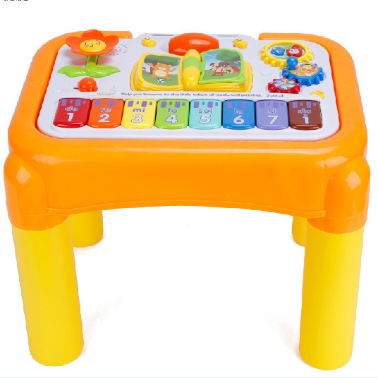 Free Shipping Musical Baby Activity Table Baby Game Desk Learning Table  Piano Play Table Toy Walker - Online Get Cheap Baby Walker Table -Aliexpress.com Alibaba Group