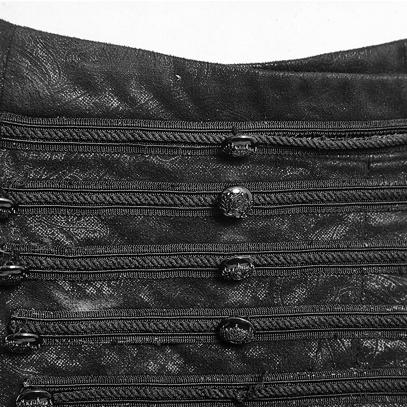 Saias 197 Punk Falda Negro Rave Sexy Estilo Faldas Q Larga 0rwOq0z