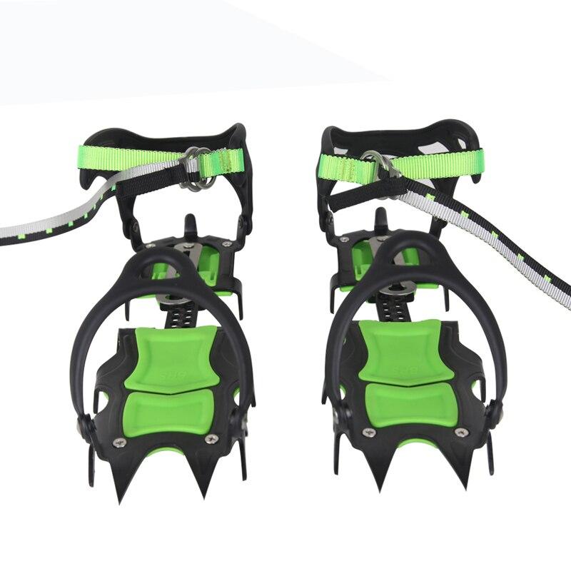 Длинный Зазубренный Crampon Альпинистского Снаряжения Ski Products BRS-S1A