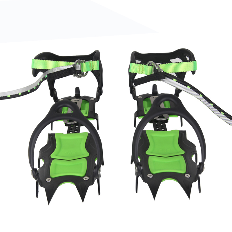 Long Serrated Crampon Climbing Equipment Ski Products BRS-S1A