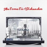 Посудомоечная машина бытовой блюдо стиральная машина Интеллектуальный встроенный блюдо Cleaner Коммерческих блюдо машина для чистки