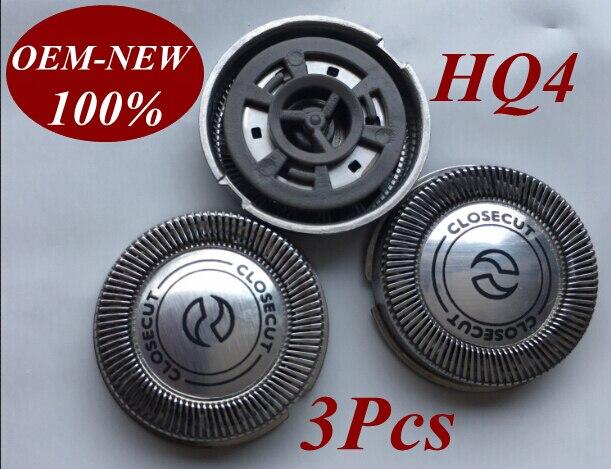 3pcs Replacement Razor Blade HQ3 HQ4 HQ55 HQ56 Head For PHILIPS Norelco Electric Shaver HQ300 HQ302 HQ304 HQ320 HQ322 HQ340