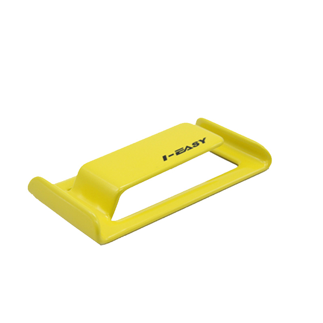 US $6 99 |Steel Cell Phone Holder for Desk Power Sled Mobile Docking  Station Yellow/Pink/Blue/Black IEZ_LD01-in Tablet Stands from Computer &  Office