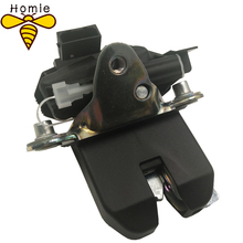NEW Rear Trunk Boot Lid Lock Latch Actuator For Skoda Fabia Roomster 5J0827501 D F