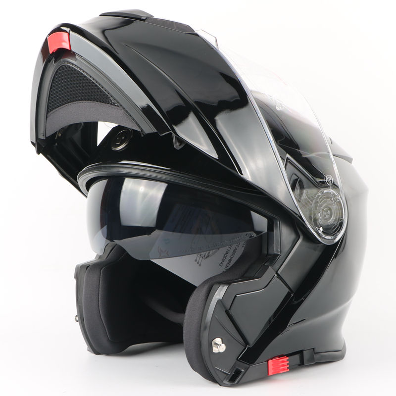 new arrival TORC helmets flip up helmet T271 vespa casque moto ECE approved fox scooter helmet