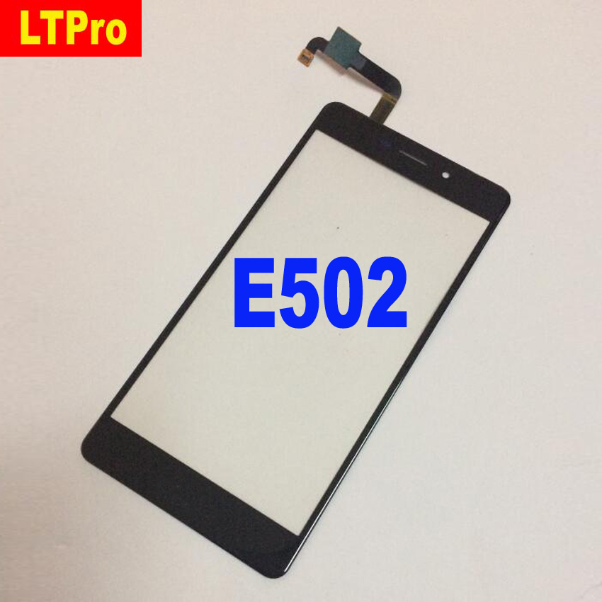 LTPro 5.5 High Quality Tested panel Touch Screen Digitizer For Coolpad Modena 2 E502 Replacement mobile phone parts black gold