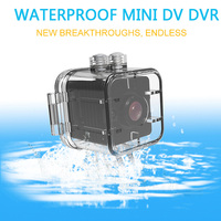 Wireless SQ12 Mini Camera HD 1080P Night Vision Camcorder Car DVR Infrared Video Recorder Sport Digital