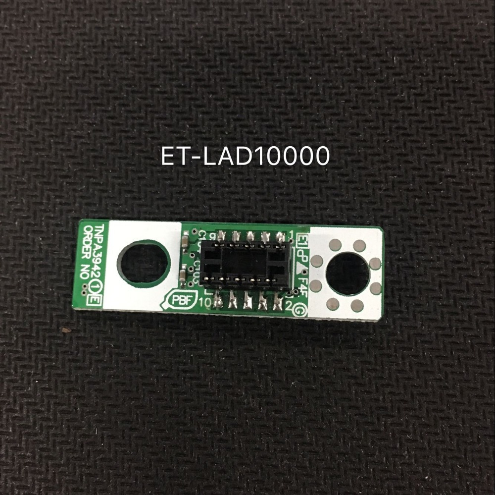 1ps New ET-LAD10000  timekeeping chip is suitable for panasonic PT-D10000/PT-DW10000/PT-D10000U/PT-DW1000 Projector pt ae1000 pt ae2000 pt ae3000 projector lamp bulb et lae1000 for panasonic high quality totally new