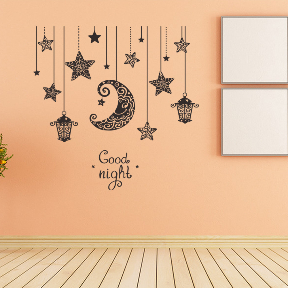 Delighted Stars Wall Art Gallery - The Wall Art Decorations ...