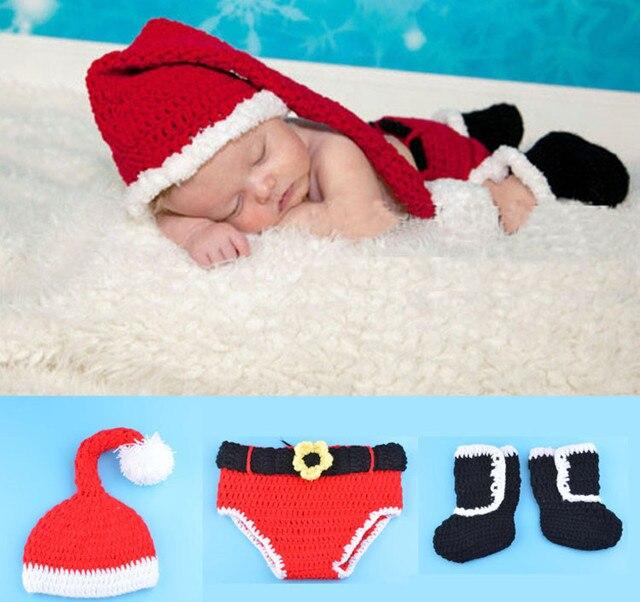 Newborn Baby Boys Girl Photo Photography Props Infant Handmade