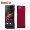 Teléfono móvil abierto original de sony xperia l s36h c2105 c2104 8mp wifi gps 3g android jelly bean 4.1 envío gratis