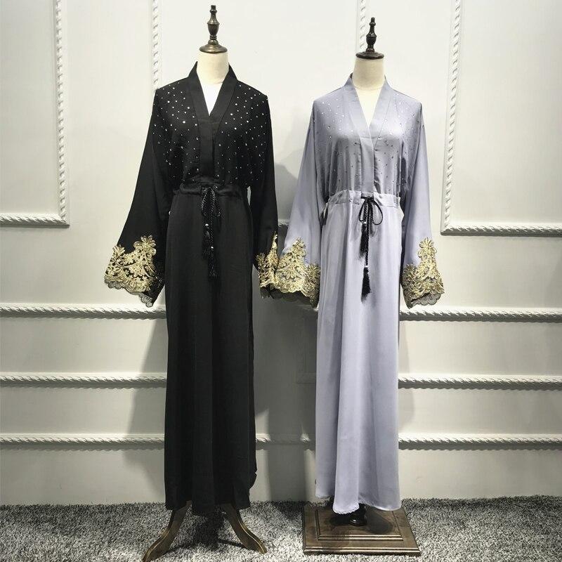 Vestidos Kaftan Abaya Qatar Oman Hijab Muslim Dress Abayas For Women Robe Dubai Caftan Elbise Turkish Islamic Dresses Clothing