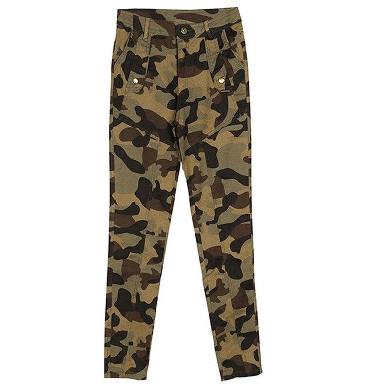 YAGENZ Frühling Herbst Frauen Kleidung Set Student Camouflage 3 stücke Set langarm Tops + T Shirt + Hosen Plus größe Armee Grün 569 - 5