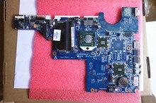 623915-001 подходит для HP CQ56 G56 CQ62 материнская плата для ноутбука DA0AX2MB6E1 + бесплатная процессора, бесплатная доставка