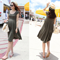 New high quality maternity clothing short Skirt Dress Arrivals Casual Fashion Tops pregnant Women's Clothing 15930M