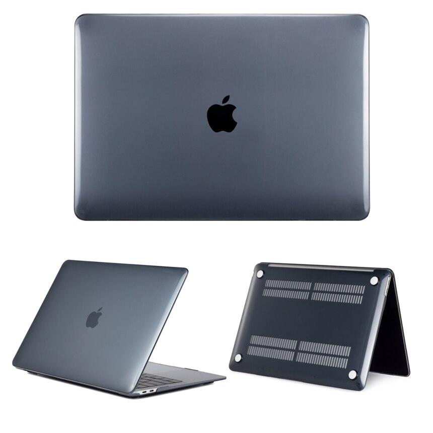 Кристально чистый чехол для Macbook Pro 13 15 CD ROM A1278 A1286 чехол для ноутбука Прозрачная Обложка из ПВХ для Macbook Pro 13 15 CD ROM