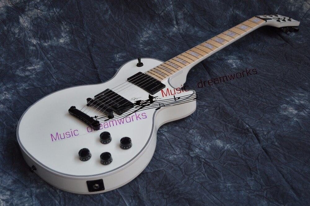 Chine OEM firehawk boutique G personnalisée 1960 LP guitare électrique Un pièce de bois de la cou Deux sortes de accessoires portefeuille choix