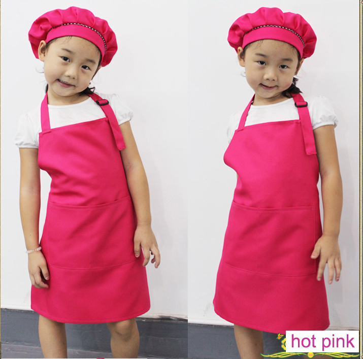 good quality kids chef hat and apron free shipping in kids costumes accessories from novelty. Black Bedroom Furniture Sets. Home Design Ideas
