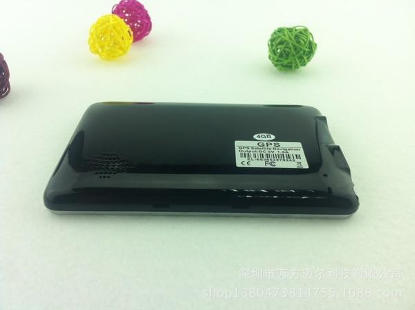 """По DHL или FedEx 20 штук без прибыли цена """" Автомобильный gps с FM и встроенной 4 Гб памяти и карты, gps, 256 Мб 8 Гб"""