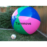 big inflatable air balloon beach play sport summer pool inflatable toy ball Family Garden Plaything Party Supply