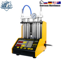AUTOOL CT150 Car Fuel Injector Cleaning Machine Tester Cleaner Ultrasonic USA Warehouse