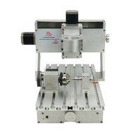 4 Axis CNC 3020 Aluminum Frame Kit 3020 CNC Router 1605 Ball Screw