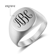 Punk Style Individuality Wedding Ring for Men