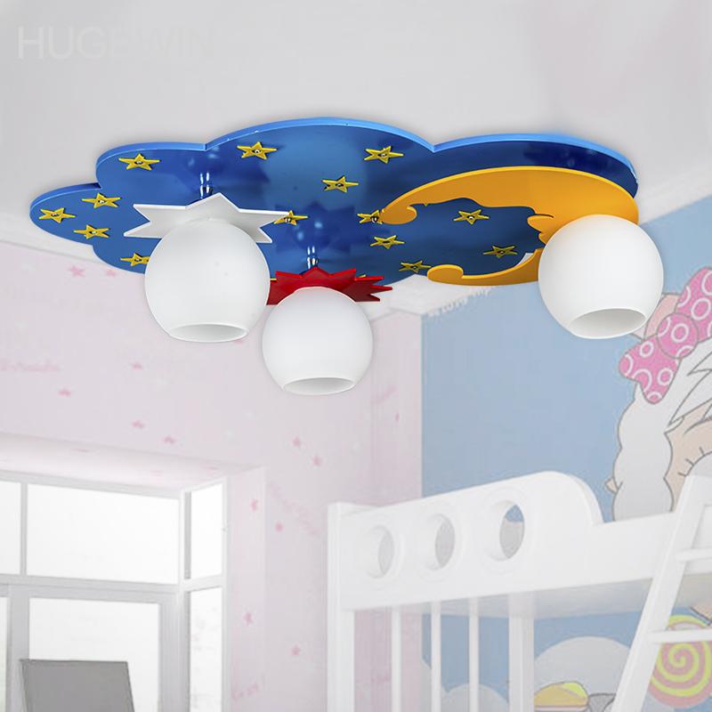 nio llev la lmpara de techo luz nios lmpara de cartn encantadora lmpara de luz para