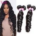 Indian Curly Virgin Hair Loose Wave 5 Bundle Deals 7A Grade Loose Curly Virgin Hair Cheap Bundles Of Weave Human Hair Extensions
