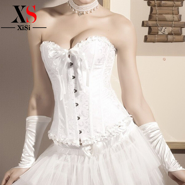 51d9e2480 women clothing lace steel boned corsets burlesque halloween costumes  steampunk womens clothing corset costume underbust