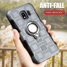 Luxury Armor Case For Samsung Galaxy J2 Pro J2 Core 2018 J2 Prime Phone Case Cover For Samsung J2 2018 Silicone Shockproof Case все цены