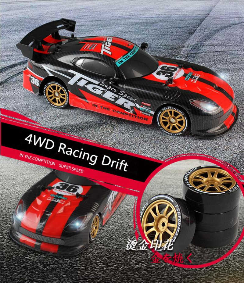 Newest Boy Racing Drift Remote Control Car C1 2 4g 1 16 Scale 4wd Driving Drift Racing High Speed Championship Racer Rc Car Toy Rc Cars Aliexpress