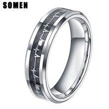 Titanium Band Fiber Rings